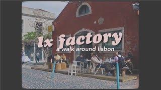 A walk around Lisbon | Lx Factory