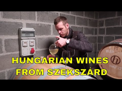 Hungarian Wine: Spicy Red Wines From Szekszárd