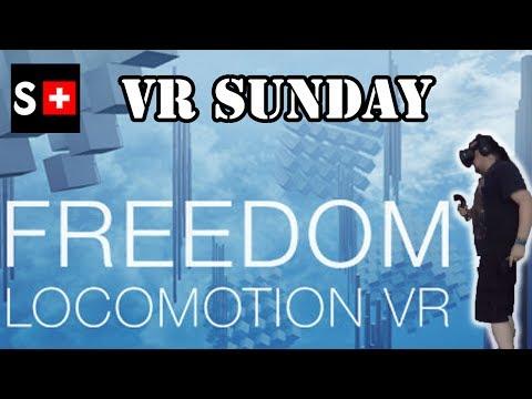 VR Sunday: Freedom Locomotion VR