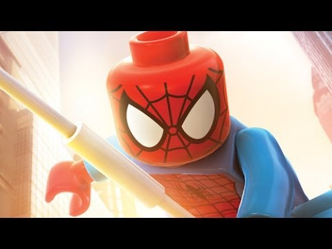 LEGO Marvel Super Heroes All Cutscenes FULL MOVIE - Marvel Superheroes
