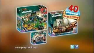 Camp Site 5432 & Family Caravan 5434 & Pirates Ship 5135  - Playmobil