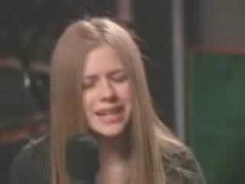 Avril Lavigne - Complicated (acoustic)