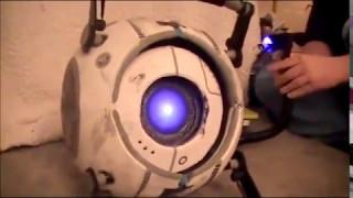 {OLD} Wheatley Puppet- Animatronic Wheatley V1.0