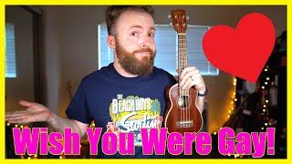 Wish You Were Gay - Billie Eilish (Ukulele Tutorial) Video