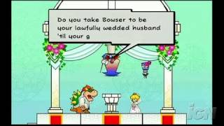Super Paper Mario  Nintendo Wii Video - Story Trailer
