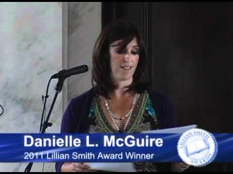 Lillian Smith Book Award Ceremony 2011