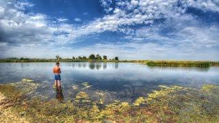 Рыбалка на р.Орель - ловля щуки в сентябре