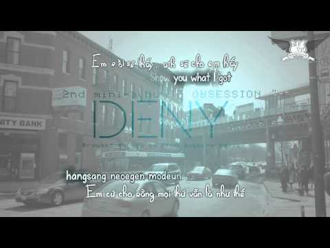 [BFVN Vietsub + Kara] BOYFRIEND - Deny ( Obsession 2nd mini album)