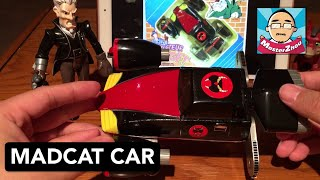 Inspector gadget Dr Claw's Car Bandai Review (7)