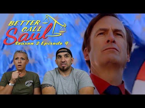 Better Call Saul Season 2 Episode 9 'Nailed' REACTION!!