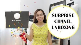 CHANEL UNBOXING 2016