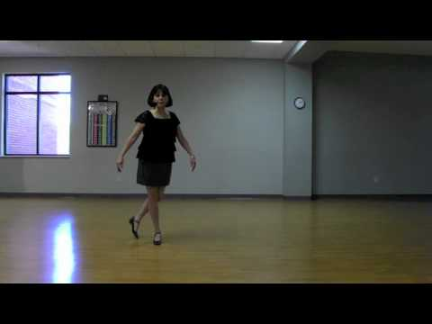 A Walk On The Wild Side Line Dance With Instructions - YouTube