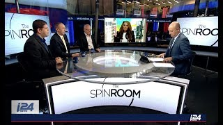 Spinroom Panel: Pamela Geller destroys antisemitic leftist Jew