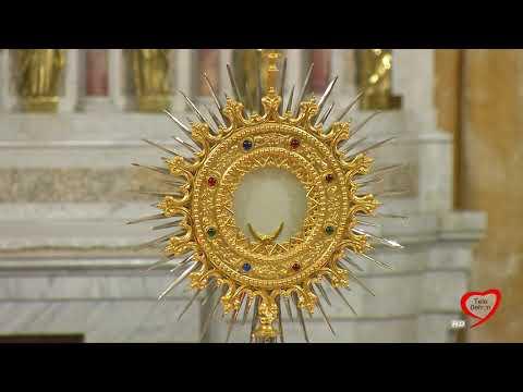 Con il Dio della Vita... Adorazione Eucaristica - 26 marzo 2020