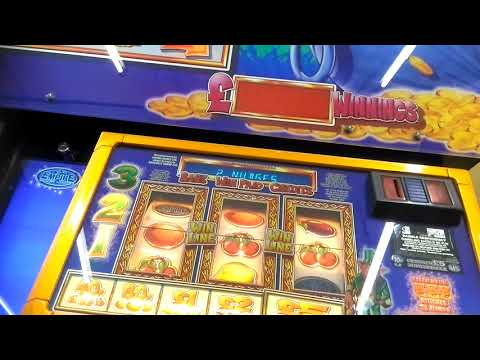 WESTON FRUIT MACHINES LONGPLAY 5JP SESSION 2018 UK ARCADES