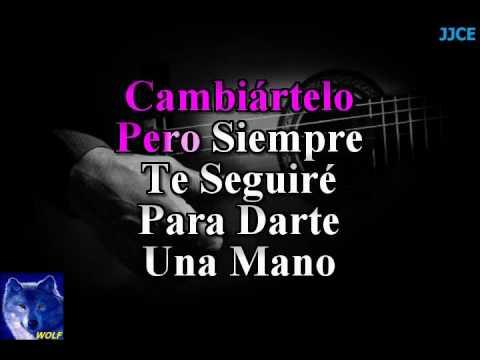 Karaoke  Yo Te Esperaba  Alejandra Guzman