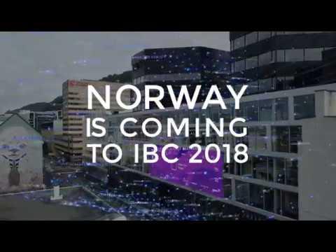 Norwegian Media Cluster IBC Promo 2018