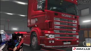 euro truck simulator 2 (Armstrong haulage) DAY 39 (1.32 public beta)