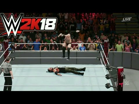 WWE 2K18 - Finn Balor COUP DE GRACE