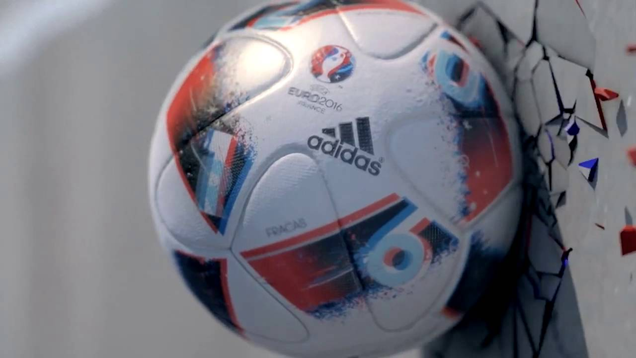 best wholesaler free delivery the best Fracas UEFA EURO 2016 Official Match Ball adidas Football ...