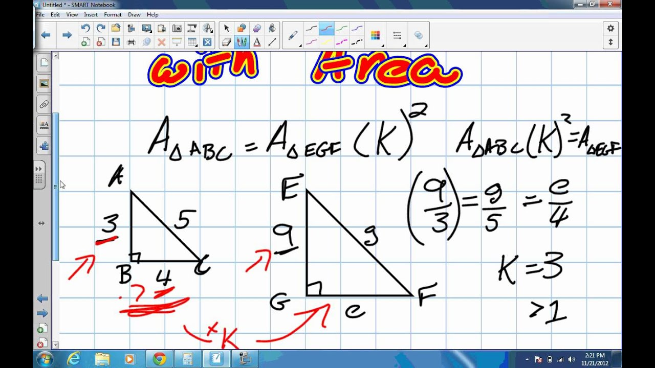 Scale Factor Equation – Examples: