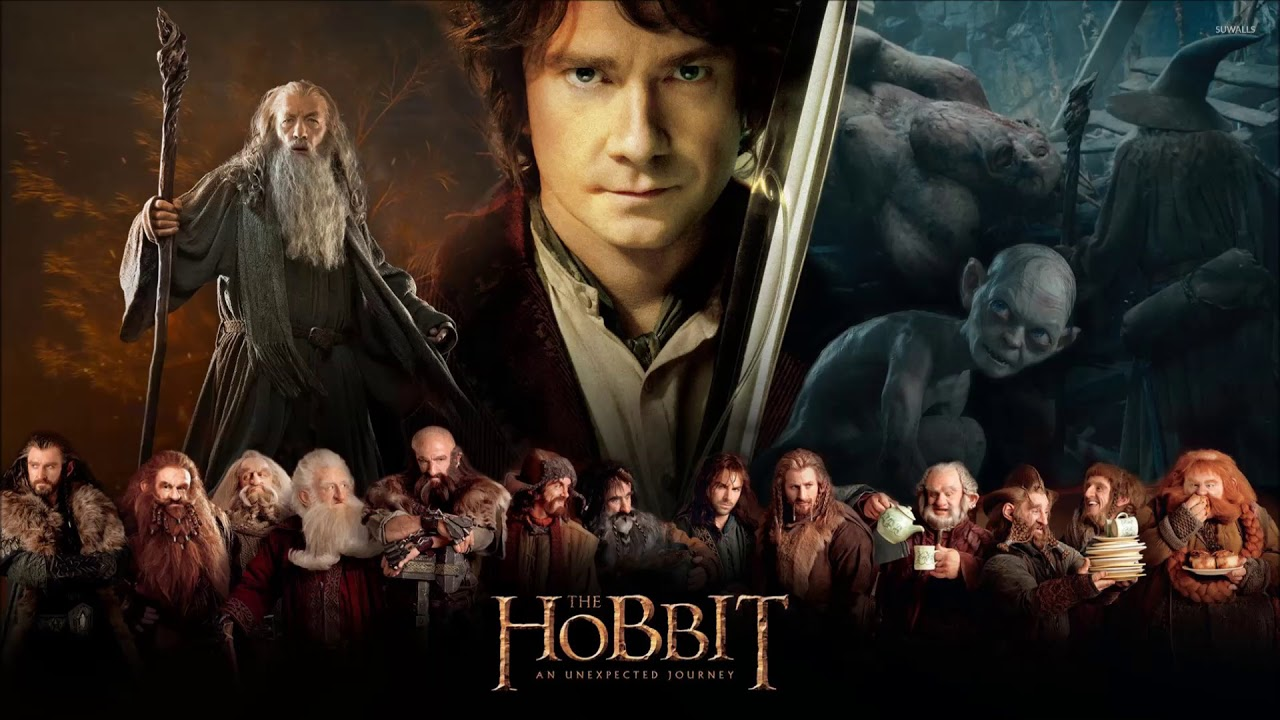 the hobbit an unexpected journey The hobbit: an unexpected journey is a theme that was introduced on november 27, 2012 many years before the hobbit, the great dwarven kingdom of the lonely mountain, erebor, ruled by king thrór, is overtaken with all its treasure by the evil dragon smaug, and the dwarves of the mountain are.