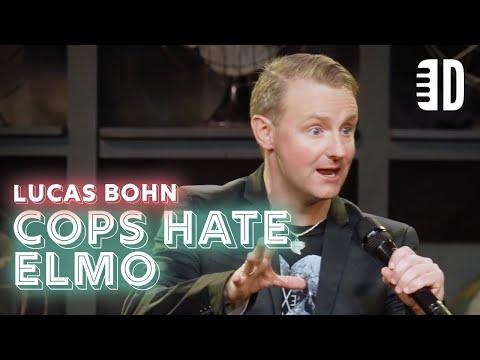 Elmo Makes Kids Do Crazy Stuff. Lucas Bohn - Full Special