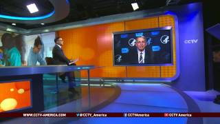 National Institute of Health director on Ebola crisis