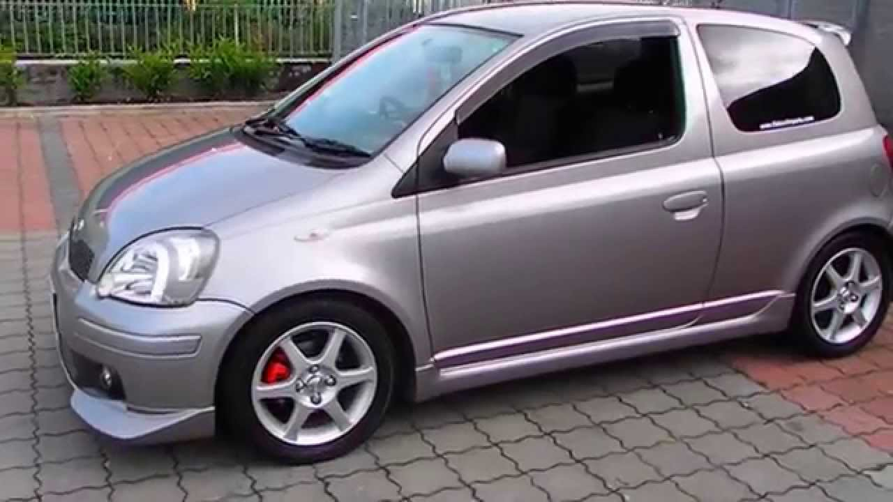 toyota yaris trd turbo harga new agya trd-s 2003 vitz rs flatoutimports com youtube