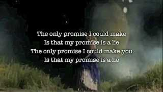 In this Moment - The Promise with Lyrics