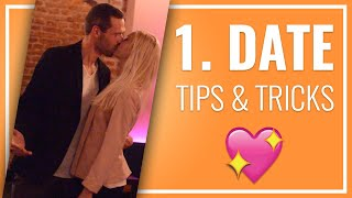FIRST DATE KISS TIPS: Why You MUST Kiss Her On The First Date