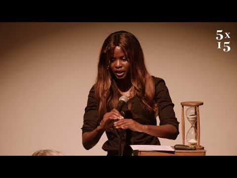 June Sarpong @ 5x15 - Diversity: Six Degrees of Integration