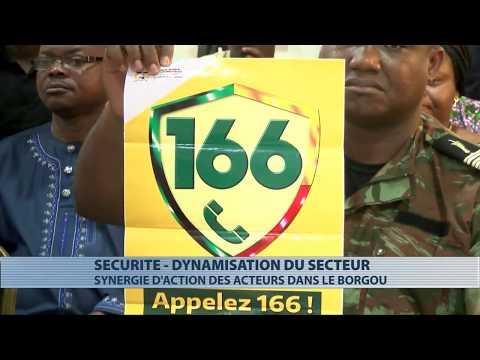 Borgou :  Sacca Lafia échange avec les forces de l'ordre et de sécurité