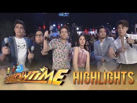 "It's Showtime: Janella and Jameson take on the ""Taga Saan Ka"" Challenge"