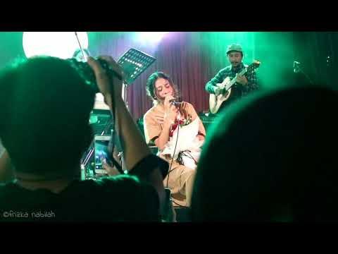 Nadin Amizah - Rumpang (live) Bingen Fest, Palembang