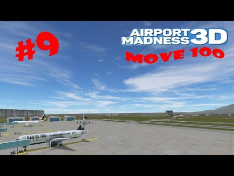 Rocky Mountain Move 100 // Airport Madness 3D #9