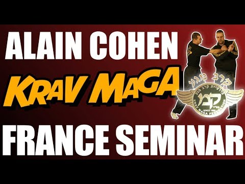 KRAV MAGA FEDERATION FRANCAISE   KMF AC FRANCE BY EXPERT ALAIN COHEN