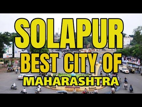 Solapur - best city in maharashtra | Shri Siddheshwar Temple|  10 best places to live in Maharashtra