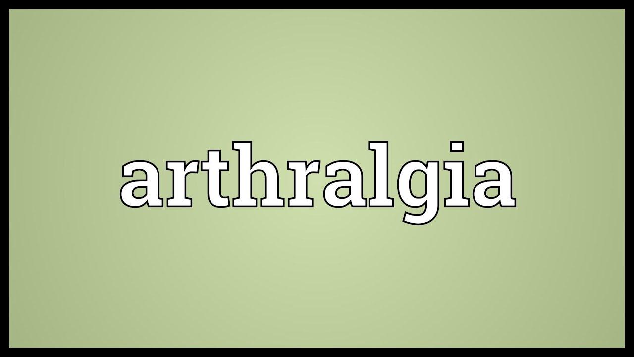 artralgie, mialgie - Translation into English - examples Romanian   Reverso Context
