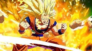 DRAGON BALL FIGHTERZ Goku Gameplay (2018) PS4 / Xbox One / PC