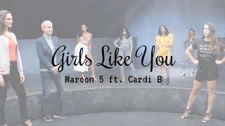 Girls Like You -Maroon 5 ft. Cardi B【中文歌詞版】 Video