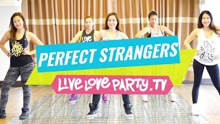 Perfect Strangers (Cover) by Emma and Matthew | Zumba® | Dance Fitness | Live Love Party