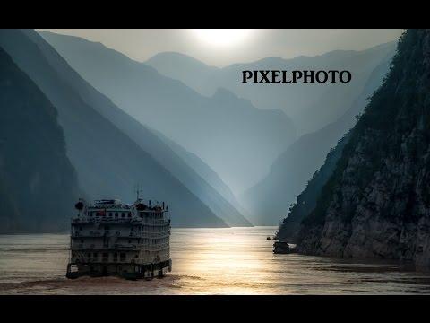 Croisiere sur le Yangtze les Gorges Wu et Qutang HD