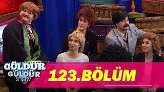 Güldür Güldür Show 123.Bölüm (Tek Parça Full HD)
