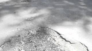 Ремонт дороги в Липецке.wmv
