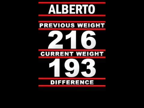The Biggest Loser - Weigh In - Week 2