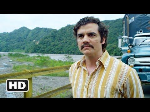 Narcos - ''Ich bin Pablo Emilio Escobar Gaviria!'' (HD) | Netclip