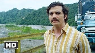 Narcos - ''Ich bin Pablo Emilio Escobar Gaviria!'' (HD)   Netclip