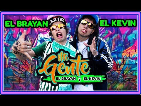 J. Balvin - Mi Gente (Official Parodia) | EL BRAYAN Y EL KEVIN Ft. ElQueruHp