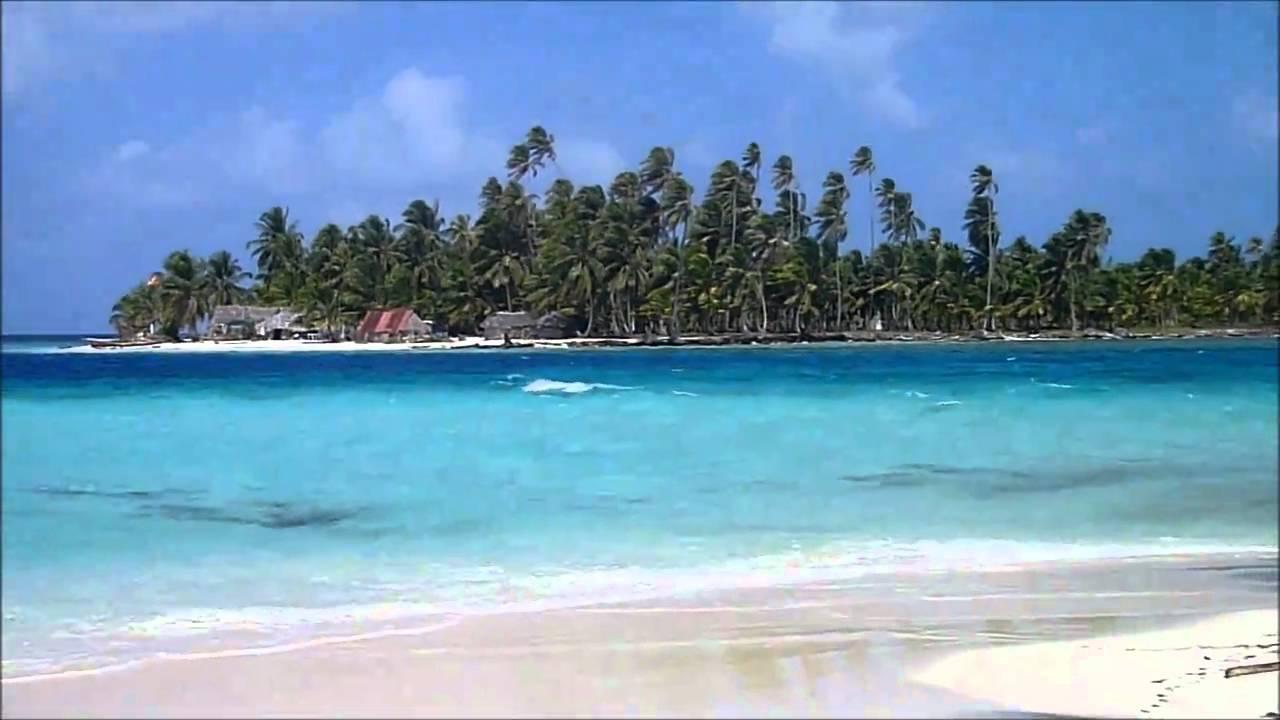 ISLA PERRO ( DOG ISLAND) SAN BLAS PANAMA - YouTube